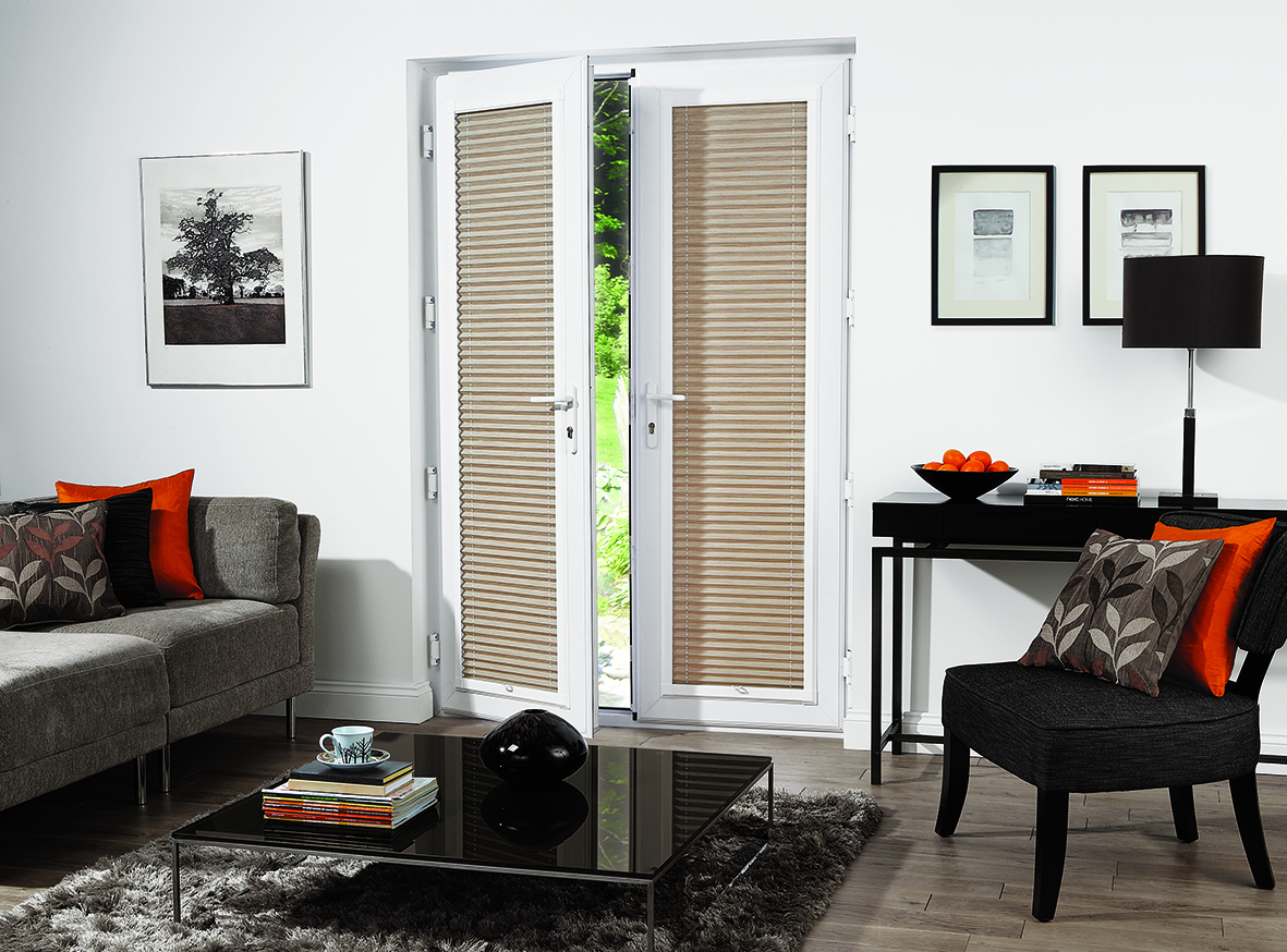 Small room styling tips; perfect fit blinds