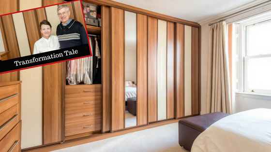 bedroom storage benefits of fitted wardrobes
