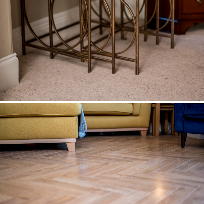 Carpet vs flooring; which is best for your home?v